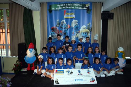 Colegio ciudad pegaso madrid ganadores en la categor a - Ciudad pegaso madrid ...